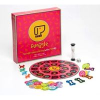 Funagle - a game people and dogs play together