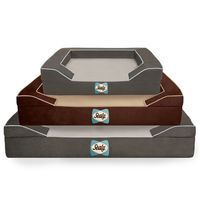 Sealy Quad Layer Dog Bed