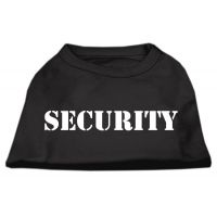 Security Tank Shirt for dogs