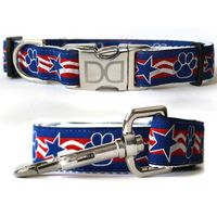 Stars and Paws Collar and Leash