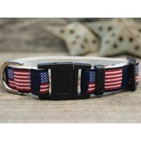 Stars 'n Stripes Cat Collar