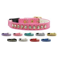 Crystal Cat Collar collection (shown with breakaway safety buckles)