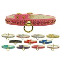 The Petite Crystal Dog Collar Collection
