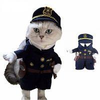 Police Pet Costume