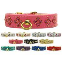 The Tiara Crystal Dog Collar Collection