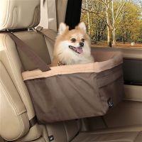 Solvit Pet Booster Car Seat