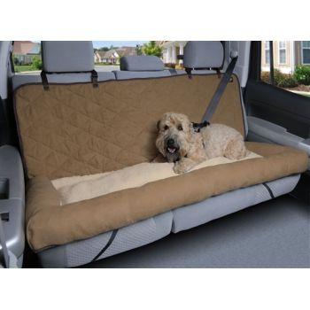 The Car Cuddler - Large, in Brown