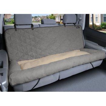 The Car Cuddler - Large, in Grey