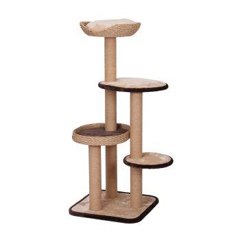 PetPals 4-Level Cat Treehouse